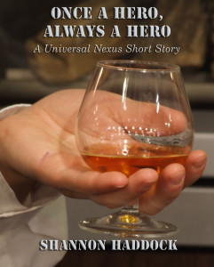 Once A Hero Revised cover